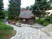 Chata Na Mýtince svenkovní saunou - pronájem chaty - 7 Jeseník