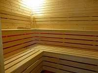 Venkovní finská sauna Na Mýtince