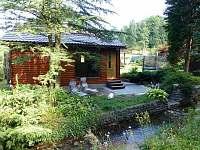 Venkovní finská sauna Na Mýtince - Jeseník