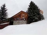 Chata k pronajmutí - zimní dovolená Střibrnice