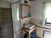 koupelna přízemí - Vysoká u Malé Moravy