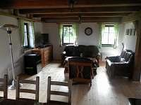 obývací kout 2 - Vysoká u Malé Moravy