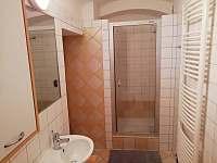 koupelna- pokoj č. 4 - chalupa k pronajmutí Nové Losiny