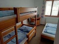 pokoj č.1 (4 lůžka) - Nové Losiny