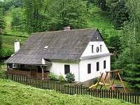 Chalupa k pronájmu - okolí Oskavy
