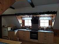 Apartmán v podkroví kuchyně - Malá Morávka