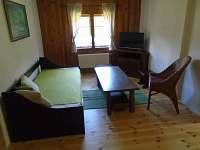 obyvací pokoj patro