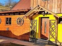 Chata Oldřiška - chata ubytování Štědrákova Lhota - 5