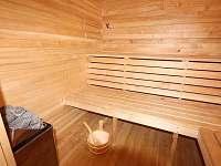 finská sauna - Štědrákova Lhota
