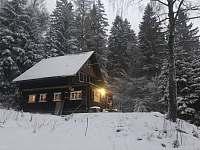 Chalupa ubytování v obci Hynčice nad Moravou