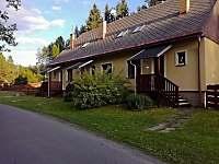 Apartmán na horách - dovolená Hrubý Jeseník rekreace Suchá Rudná