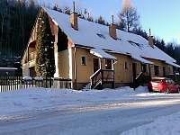 ubytování Skiareál ANNABERG - Andělská hora v apartmánu na horách - Suchá Rudná