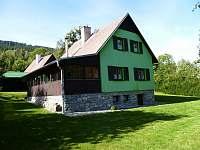 ubytování Lyžařský areál Stříbrnice - Návrší na chatě k pronájmu - Vysoká
