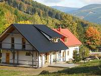 Apartmán na horách - okolí Červenohorského sedla