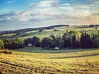 Chrám v divočině - chata - 24 Dětřichovice