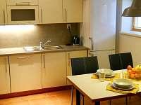 Kuchyně s jídelnou - podkroví