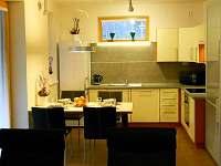 Kuchyně s jídelnou - přízemí