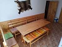 Chata Hájovna - chata - 13 Zlatý Potok
