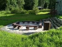 Chata k pronajmutí - dovolená  rekreace Zlatý Potok