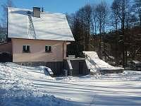 Chata k pronájmu - zimní dovolená Podlesí