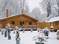 ubytování Ski areál Lázeňský vrch Chata k pronajmutí - Česká Ves