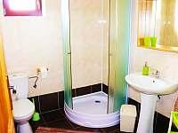 Apartmán č.1-koupelna - Dolní Moravice