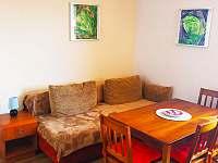 apartmán č.1-obývák - pronájem chaty Dolní Moravice