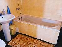 Apartmán č.2-koupelna - Dolní Moravice