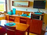 Apartmán č.2-kuchyňka - Dolní Moravice