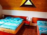 Apartmán č.2-ložnice - Dolní Moravice