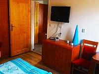 Apartmán č.2-ložnice - chata k pronájmu Dolní Moravice