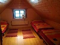 pokoj v podkroví