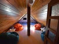 4. ložnice - chalupa k pronájmu Branná