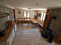 Společenská místnost jídelní kout - Branná