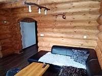 Kanadský srub - srub ubytování Holčovice - Komora - 9
