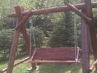 Kanadský srub - srub ubytování Holčovice - Komora - 5