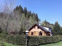 Kanadský srub - srub - 29 Holčovice - Komora