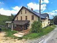 Chata Štvanice ve Stříbrnicích -