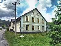 Ubytování na chatě Štvanice Stříbrnice - ubytování Stříbrnice