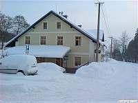 Ubytování na chatě Štvanice ve Stříbrnicích - ubytování Stříbrnice