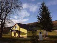Chata k pronajmutí - okolí Uhelné