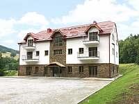 EFI ApartHotel bchod + parkoviště