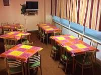 společenská místnost - Velké Losiny