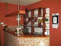 Bar v restauraci - ubytování Široká Niva