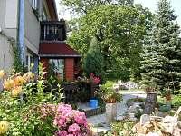 Ubytování se zahradou v Rychlebských horách - ubytování Skorošice