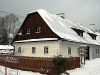 ubytování Ski areál Klobouk - Karlov Chata k pronajmutí - Malá Morávka