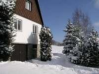 Chata k pronajmutí - zimní dovolená Filipovice