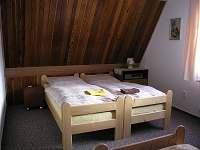 ložnice po rekonstrukci - Filipovice