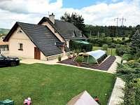 Vila na horách - dovolená  Bruntál - Wellness centrum  rekreace Břidličná