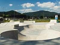 MF areál skatepark